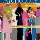 Psychology 4th by Don H. Hockenbury 0716764466