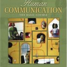 Human Communication : The Basic Course 10th by Joseph A. DeVito 0205428495