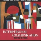 Interpersonal Communication : Relating to Others (4th) by Mark V. Redmond 0205417922