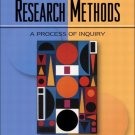 Research Methods : A Process of Inquiry Fifth Edition by Graziano 0205360653