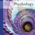 Psychology : Themes and Variations, Brief 6th Edition by Wayne Weiten 0534632882