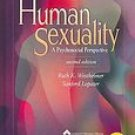 Human Sexuality : A Psychosocial Perspective 2nd by Ruth K Westheimer 0781756820