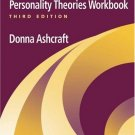 Personality Theories Workbook 3rd by Donna Ashcraft 0534520316