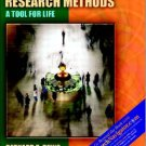 Research Methods : A Tool for Life with Research Navigator by Bernard Beins 0205327710