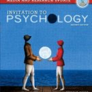 Invitation to Psychology, Media and Research Update 2nd by Carol Tavris 013177879X