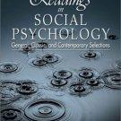 Readings in Social Psychology (5th) by Wayne A. Lesko 0205338070