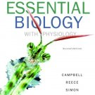 Essential Biology 2nd by Neil A. Campbell 0321504038