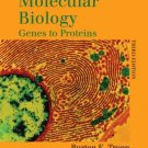 Molecular Biology: Genes to Proteins 3rd by Burton E. Tropp 0763709166