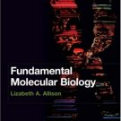 Fundamental Molecular Biology by Lizabeth A. Allison 1405103795