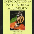 Introduction to Insect Biology and Diversity 2nd by Howell V. Daly 0195100336