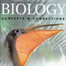 Student Study Guide for Biology: Concepts & Connections 5th by Liebeart 0805371168