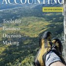 Accounting Tools for Business Decision Making 2nd by Paul D. Kimmel 0470087447