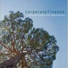 Corporate Finance Core Principles and Applications by Stephen Ross 0073223603
