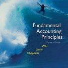 Fundamental Accounting Principles 18 Ed. Vol 2 Chp 12-25 Wild 0073286621