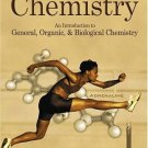 Chemistry An Introduction to General, Organic, & Biological Chemistry 8th  Timberlake 0805331328