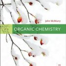 Organic Chemistry 7th Edition by John E. McMurry 0495112585