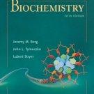 Biochemistry 5th edition by Jeremy M. Berg 0716730510