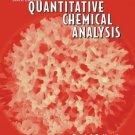Quantitative Chemical Analysis 6th by Daniel C. Harris 0716744643
