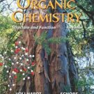 Organic Chemistry Structure and Function 5th by K. Peter C. Vollhardt 0716799499