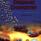 Organic Chemistry Structure and Function 4th by K. Peter C. Vollhardt 0716743744