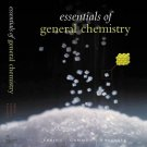 Essentials of General Chemistry 1st edition by Darrell Ebbing 0618223282