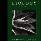 Biology 6th edition by Jane B. Reece 0805366245
