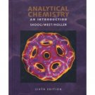 Analytical Chemistry An Introduction 6th edition by Douglas A. Skoog 003097285X