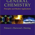 General Chemistry Principles and Modern Applications 8th Ed Ralph H. Petrucci 0130143294