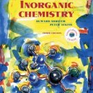 Inorganic Chemistry 3rd Edition by Duward Shriver , Peter Atkins 0716736241