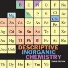 Descriptive Inorganic Chemistry 3rd edition by Geoff Rayner-Canham 0716746204