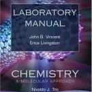 Laboratory Manual for Chemistry A Molecular Approach Nivaldo J. Tro 0136006965