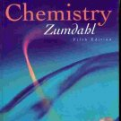 Chemistry (Chapters 1-23) 5th ed. by Steven S. Zumdahl 0395985811
