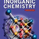 Inorganic Chemistry (3rd Edition) Catherine Housecroft 0131755536