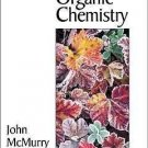 Organic Chemistry 5th edition by John McMurry 0534373666