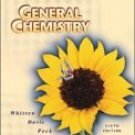 General Chemistry 6th edition by Kenneth W. Whitten 0030212146