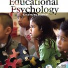Educational Psychology Developing Learners 6th Ed by Ormrod, Jeanne Ellis 0136127029
