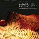 Cognitive Psychology Connecting Mind Research & Everyday Experience 2nd Ed by Goldstein 0495095575