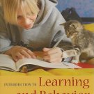 Introduction to Learning and Behavior 3rd ed by Powell 0495595284