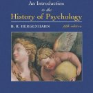 An Introduction to the History of Psychology 5th by Hergenhahn 0534554016