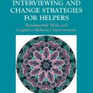 Interviewing and Change Strategies for Helpers 5th ed by Cormier 0534537391