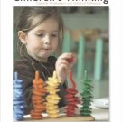 Children's Thinking Cognitive Development and Individual Differences 4th Ed by Bjorklund 0534622453