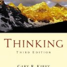Thinking 3rd edition by Kirby 0130923915