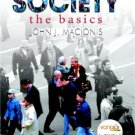 Society The Basics 9th Edition Macionis 0132284901
