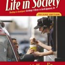 Life in Society - 2nd Edition Henslin 0205494153