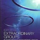 Extraordinary Groups An Examination of Unconventional Lifestyles 8th edition Zellner 0716770342