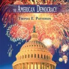 The American Democracy 8th edition Patterson 0073103497