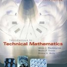 Introduction to Technical Mathematics 5th edition Washington 0321374177