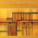 Statistics for the Behavioral Sciences - 7th Edition Gravetter 0495095206