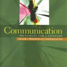 Communication, Volume 1: Principles for a Lifetime by Beebe 0205580661