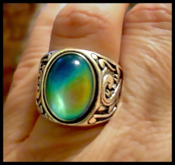 Mood Ring Color Signs